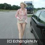 Couple échangiste cherche exhibe aires d'autoroutes ou parkings