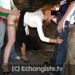 Femme salope à baiser dans les caves de Marseille