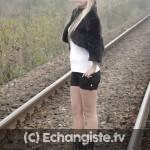 Jeune femme libertine reçoit homme respectueux (Châteauroux)