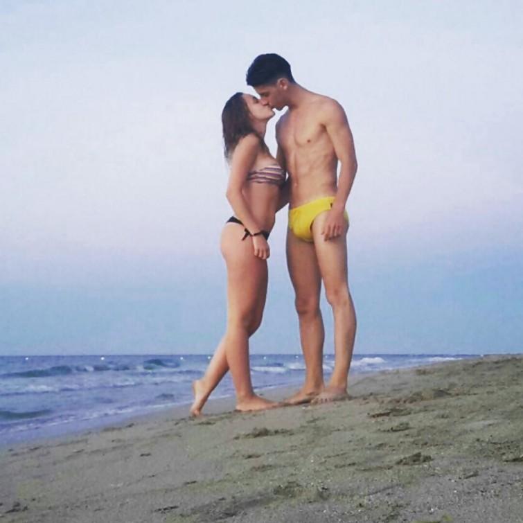 jeune couple échangiste Antony