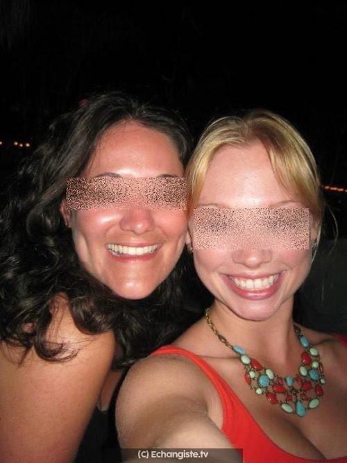 Deux copines bisexuelles cherchent un mec a Annecy